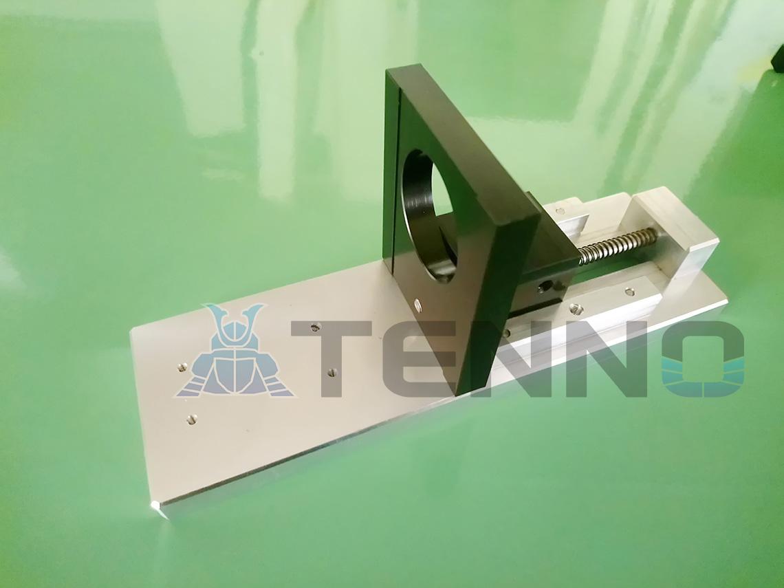 CNC chi tiết gá lắp bộ phận máy