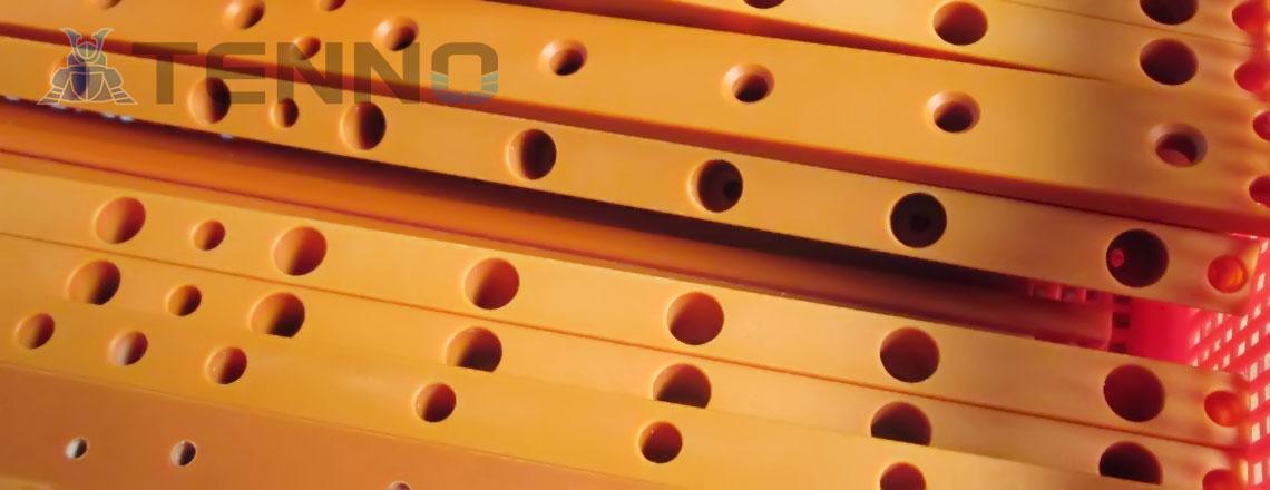 CNC thanh nhựa Teflon