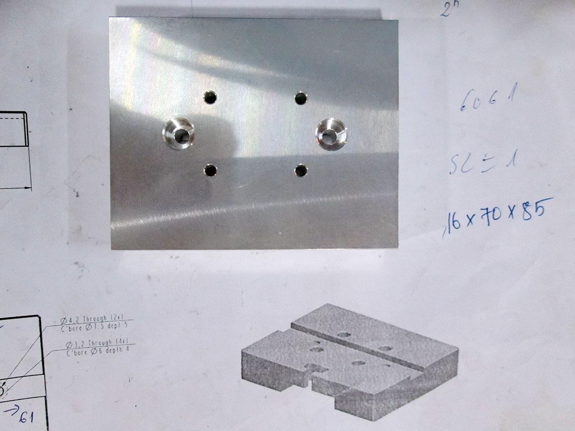 CNC theo bản vẽ