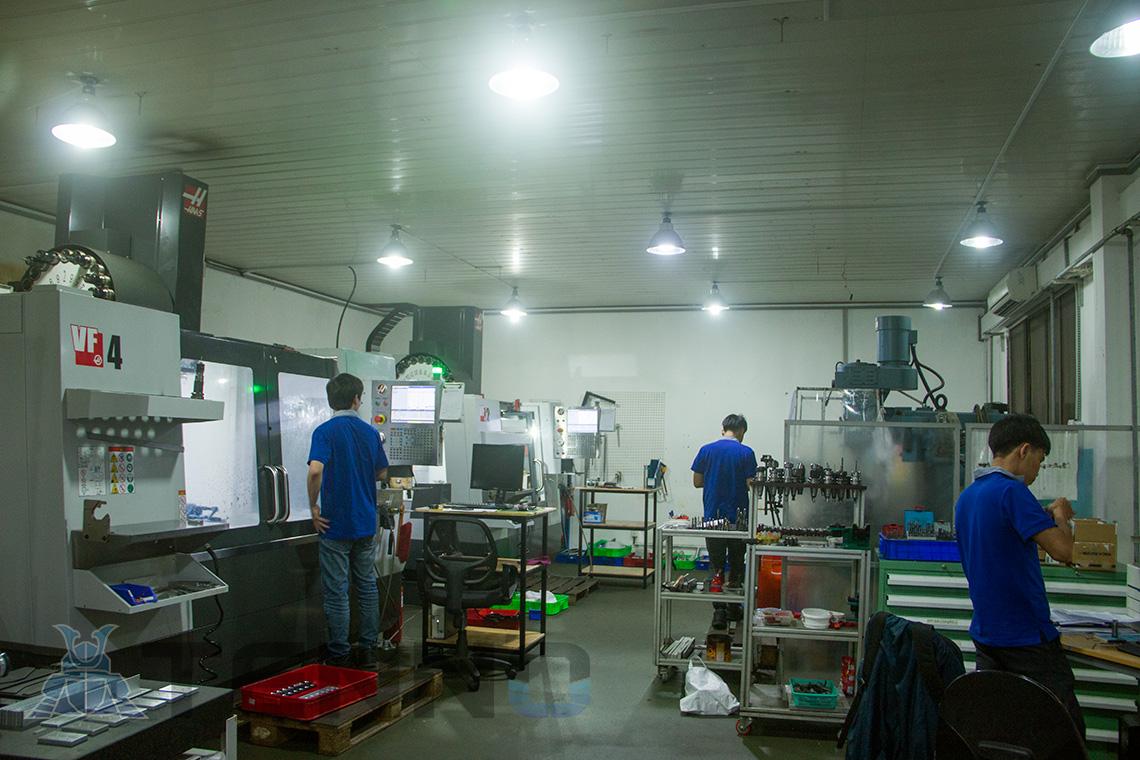 Dàn máy CNC công suất lớn chính xác cao HM5 VF4 VF2