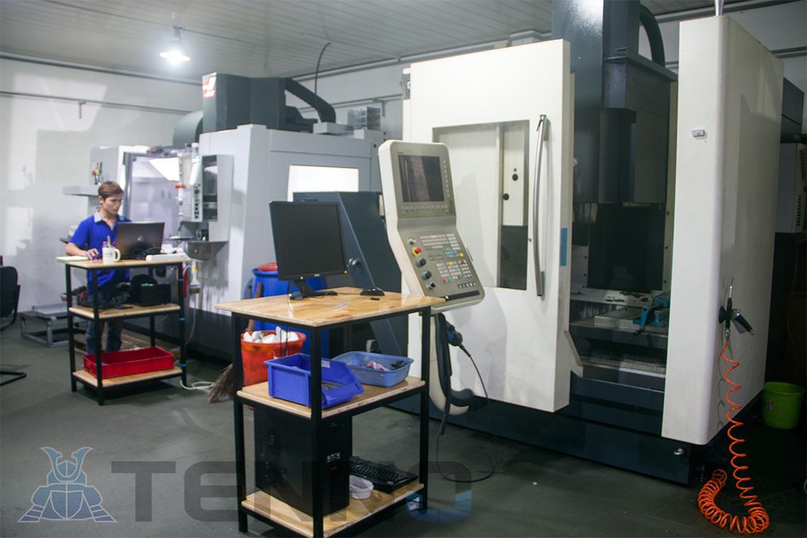 Máy CNC gia công chính xác DMG DMC 635V