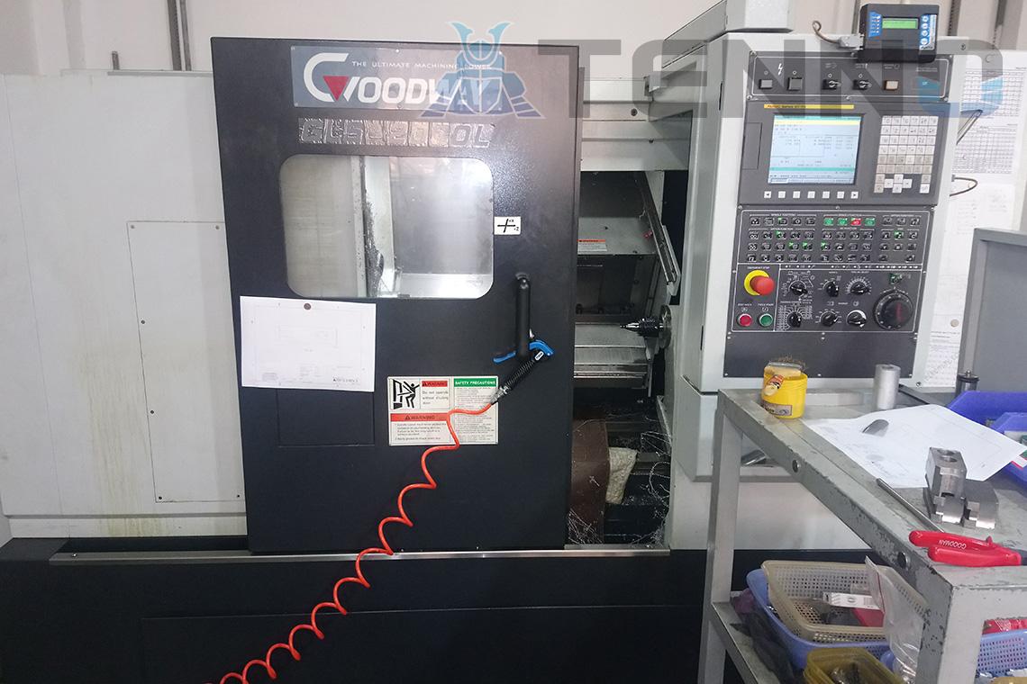 Máy CNC Goodway GLS-2000