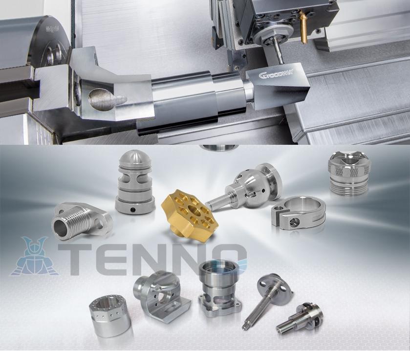 Máy CNC trục công suất lớn GLS-2000